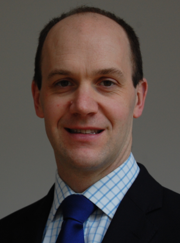 Mr Toby Baring, Consultant Orthopaedic Surgeon