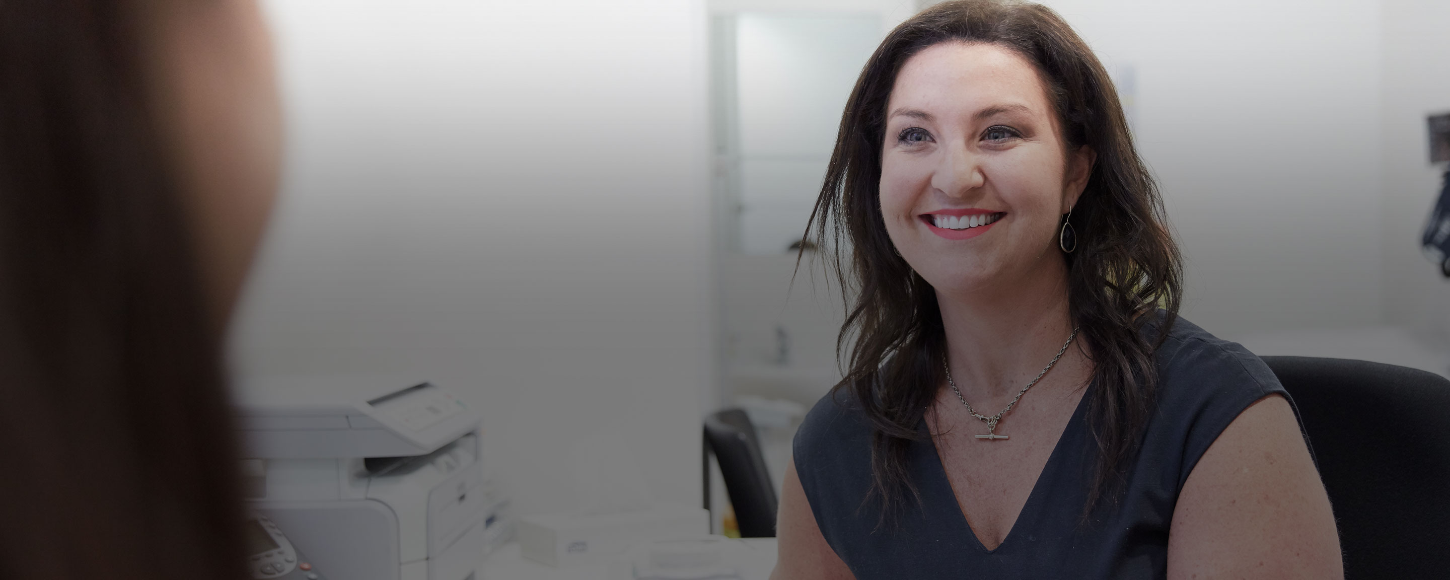 GP with patient