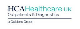 HCA UK at Golders Green logo