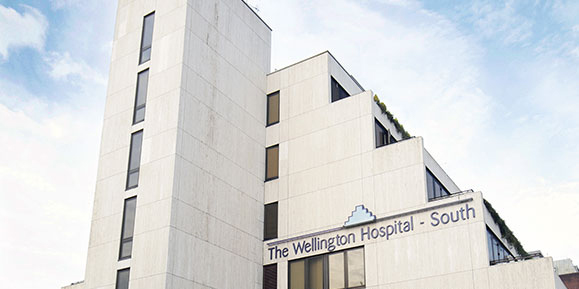The Wellington Hospital