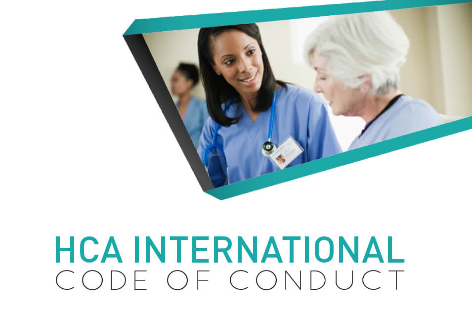 Code of conduct brochure