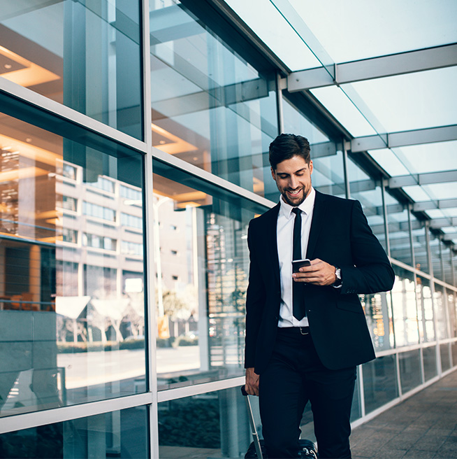 Business travel iStock image