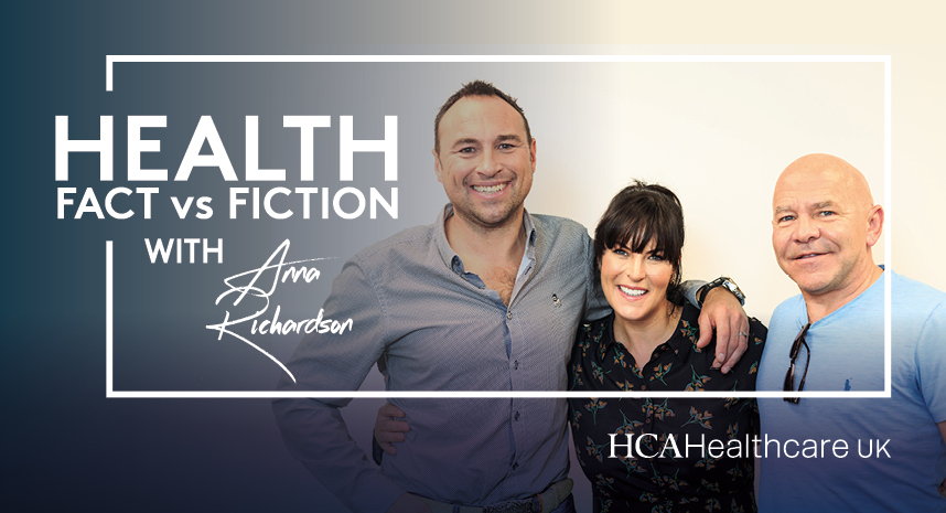 Health Fact vs Fiction podcast episode 2