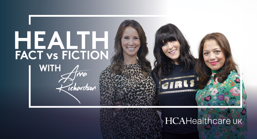 Health Fact vs Fiction podcast episode 5