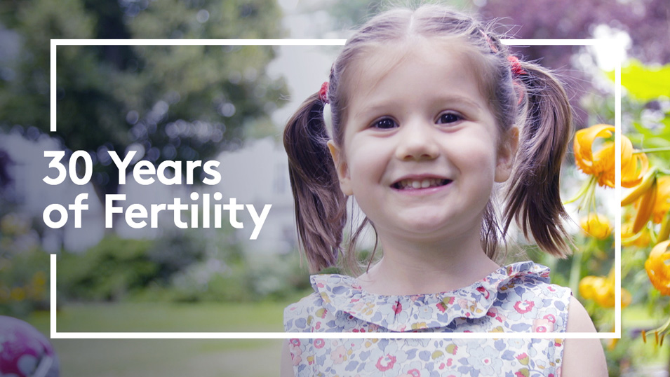 The Lister Fertility Clinic 30th birthday video thumbnail