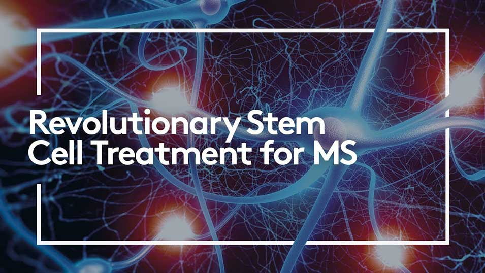 Stem cell transplant for MS video thumbnail