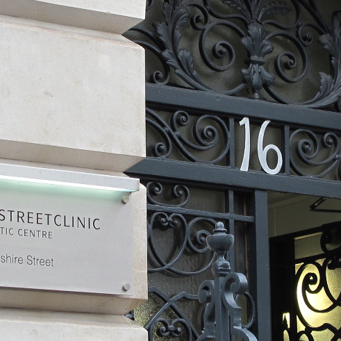 The Endometriosis Centre Harley Street Clinic HCA UK