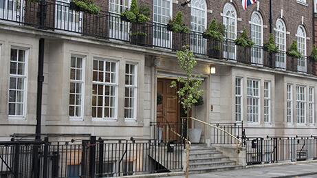 The Harley Street Clinic facility