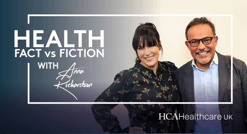 Health Fact vs Fiction podcast episode 4