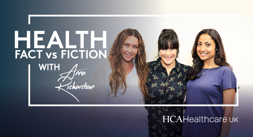 Health Fact vs Fiction podcast episode 1