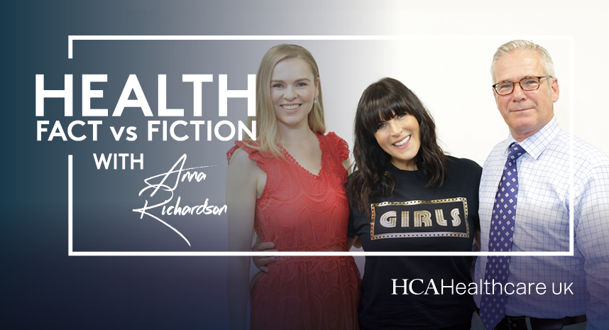 Health Fact vs Fiction podcast episode 6