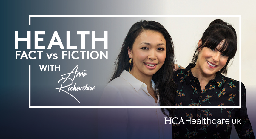 Health Fact vs Fiction podcast episode 3